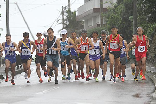 第44回八重山毎日駅伝競走大会レ...