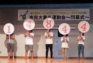 「市民の思いだ」石垣島のヘイワ市民が自衛隊配備を問う住民投票を求めて署名14000筆を集めたと発表 ->画像>2枚