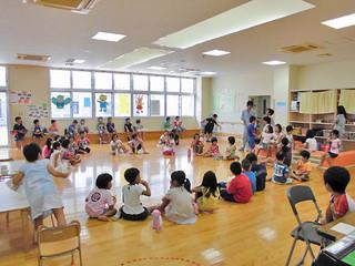 今年の夏休みは利用者が特に多かった石垣市子どもセンター。子どもの居場所の確保が求められる=7月23日午後(同センター提供)