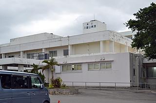 NICU設置と医師増員で救急医療体制が強化される県立八重山病院=7日午後