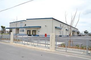 肉用牛供給の拠点となる石垣市食肉センター