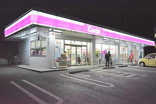 今月末には21店舗目のオープンを予定するココストア=14日午後、市内
