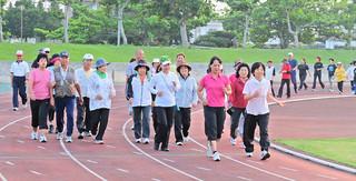 市民1万3613人が参加して爽やかな汗を流したスポーツイベント「チャレンジデー」
