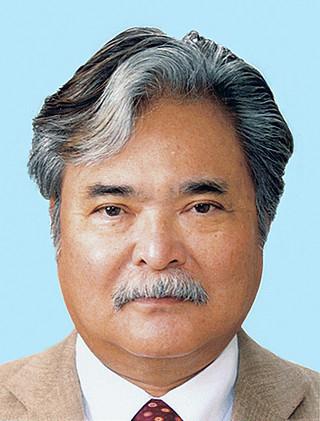来年3月11日投開票の石垣市長選に向け、野党側の候補者選考委員会は上原秀政氏を擁立した