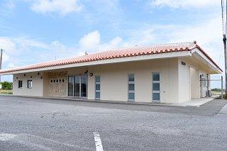 第一航空の沖縄事業本部の閉鎖で、路線再開が厳しくなっている波照間空港=1日