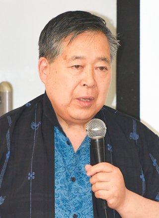 小泉武夫氏