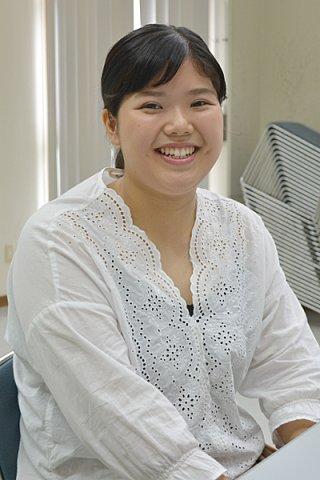 第44回八重山古典民謡コンクール最優秀賞に合格した宮良あゆみさん
