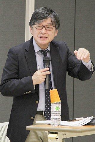 講師の工藤高氏