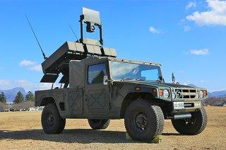 防衛省が石垣島配備を想定している中距離多目的誘導弾(陸上自衛隊第6師団のホームページより)