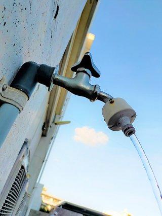 竹富町は町内の上下水道基本料金をことし4~6月までの3カ月間減免する(写真はイメージ)